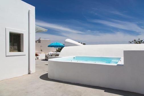 Ayoba Santorini - Imerovigli - Bể bơi