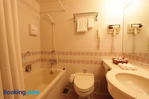Hotel Resol Sapporo Nakajimakouen - Sapporo - Phòng tắm