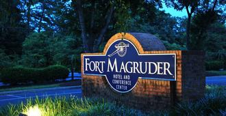 Fort Magruder Hotel, Trademark Collection by Wyndham - Williamsburg - Building