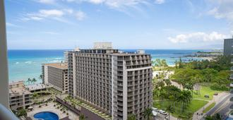 Embassy Suites by Hilton Waikiki Beach Walk - Honolulu - Building