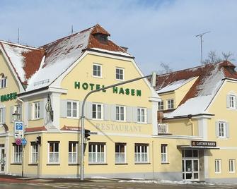 Hotel Hasen Kaufbeuren - Kaufbeuren - Будівля