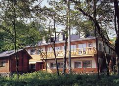 Pension and Log Cottage Hoshinoko - Karuizawa - Bâtiment