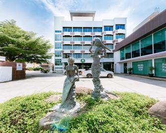 The Singora Hotel - Songkhla - Edificio