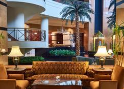 Intercontinental Almaty, An Ihg Hotel - Almaty - Lounge