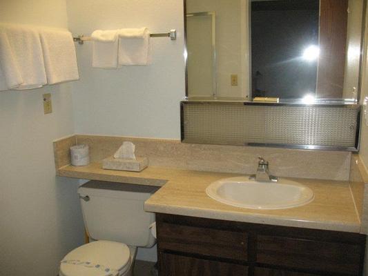 銀塞奇酒店 - 摩押 - 摩押 - 浴室
