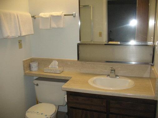 Silver Sage Inn Moab - Moab - Bathroom