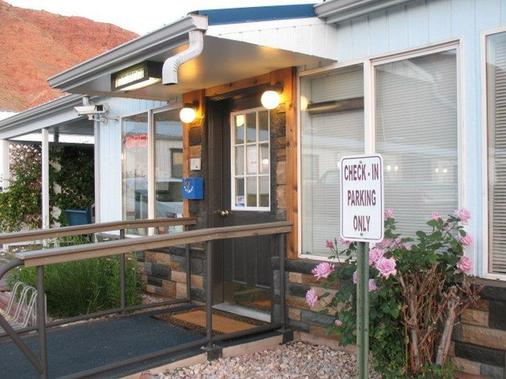 Silver Sage Inn Moab - Moab - Cảnh ngoài trời