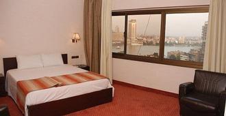 El Tonsy Cairo Hotel - Cairo - Bedroom