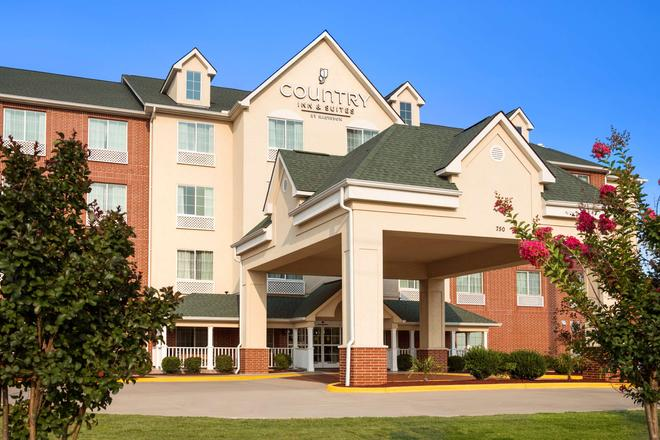 Country Inn & Suites by Radisson, Conway, AR - Conway - Κτίριο