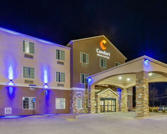 Comfort Inn and Suites near Bethel College - Newton - Gebouw