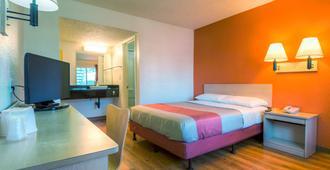 Motel 6 Costa Mesa - קוסטה מסה - חדר שינה