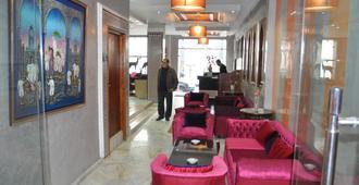 Hotel Colisee - Casablanca - Lobby