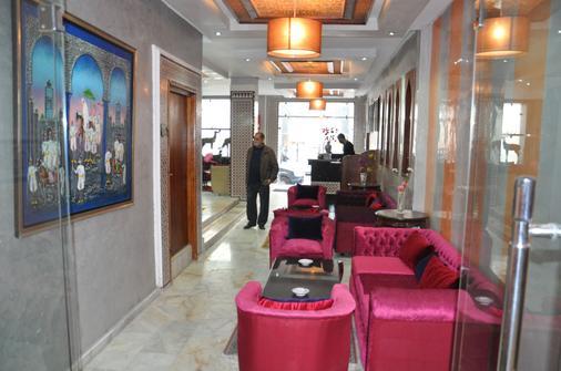 Hotel Colisee - Casablanca - Hành lang