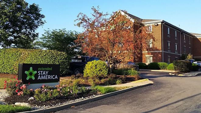 Extended Stay America - Cincinnati - Florence - Meijer Drive - Florence - Rakennus