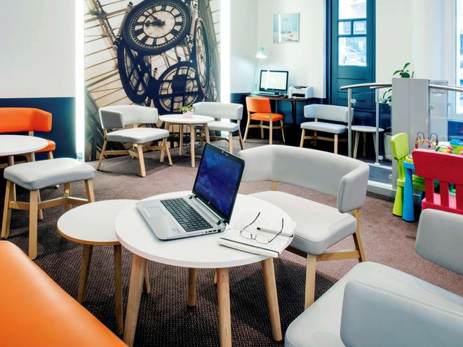 Ibis Styles Luxembourg Centre - Luxembourg - Lounge