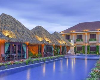 Khum Damnoen Resort - Ratchaburi - Pool
