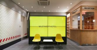 Mustard Hotel Shibuya - Hostel - Tokyo - Front desk