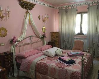 La Locanda Del Sorriso B&b - San Quirico d'Orcia - Bedroom