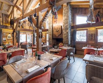 Les Loges Blanches - Megève - Restaurant