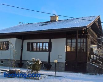 Pension Iva - Freiwaldau - Gebäude