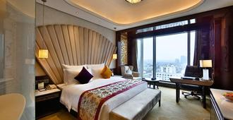 Cynn Hotel Chengdu - Chengdu - Habitación