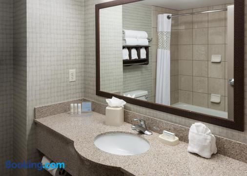 Hampton Inn & Suites Boise-Downtown - Boise - Bathroom