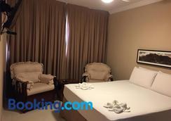Hotel Santiago Centro - Teresópolis - Bedroom