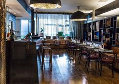 胡椒畫廊飯店 - 堪培拉 - 餐廳