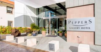 Peppers Gallery Hotel - Camberra - Edificio