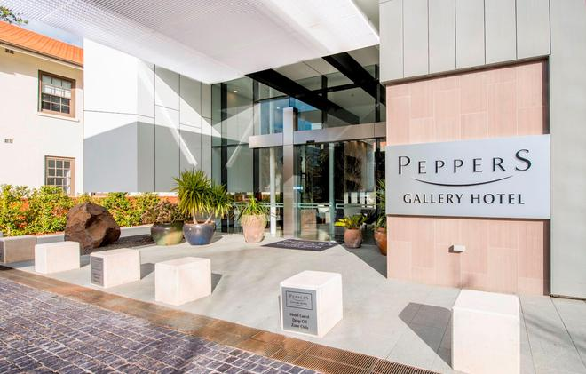 Peppers Gallery Hotel Canberra - Canberra - Building
