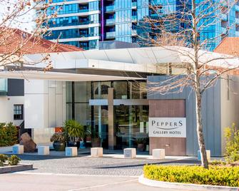 Peppers Gallery Hotel - Canberra - Byggnad