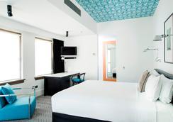 胡椒畫廊飯店 - 堪培拉 - 臥室