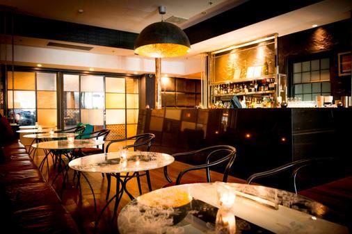 胡椒畫廊飯店 - 堪培拉 - 酒吧