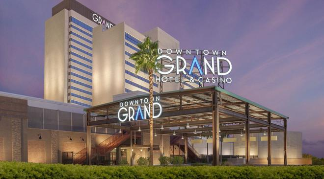 Downtown Grand Las Vegas - Las Vegas - Byggnad