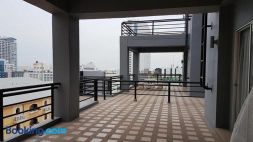 Ploen Place Residence - Pattaya - Balcony