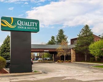 Quality Inn & Suites - Goshen - Building
