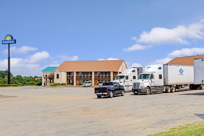 Days Inn by Wyndham Mooresville Lake Norman - Mooresville - Bâtiment