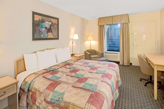 Days Inn by Wyndham Mooresville Lake Norman - Mooresville - Chambre