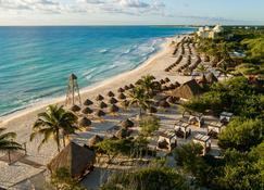 愛貝洛斯達天堂海灘酒店 - 卡曼海灘 - 普拉亞卡門 - 海灘