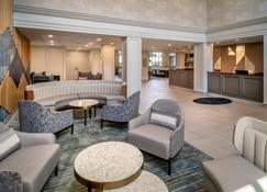Delta Hotels by Marriott Huntington Downtown - Huntington - Lounge