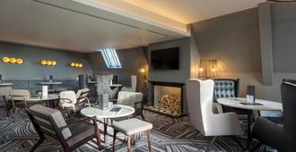 Hotel Indigo Cardiff - Cardiff - Nhà hàng
