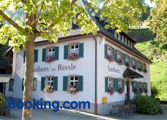 Gasthaus Zum Rössle - Horben - Edificio