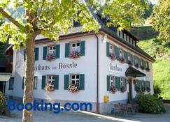 Gasthaus Zum Rössle - Horben - Building