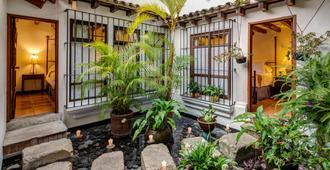 Casa Encantada - Antigua Guatemala - Bâtiment