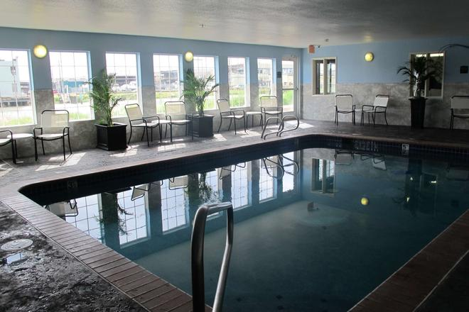 Best Western Plus Aberdeen - Aberdeen - Pool