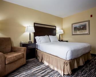Holiday Inn Express & Suites Camden-I20 (Hwy 521) - Camden - Bedroom