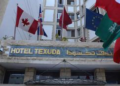 Hotel Texuda - Rabat - Rakennus