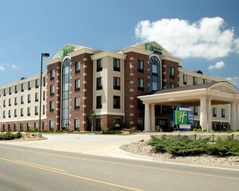Holiday Inn Express & Suites Marion - Marion - Building