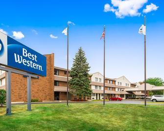 Best Western Naperville Inn - Naperville - Building