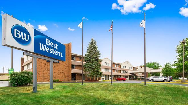Best Western Naperville Inn - Naperville - Rakennus